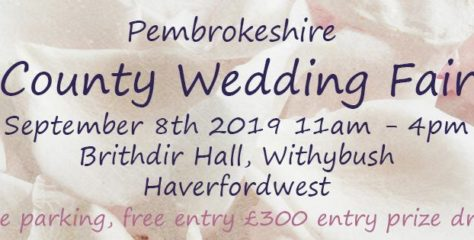 Pembrokeshire County Wedding Fayre